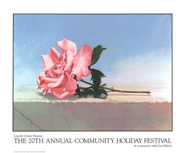 John Kelley, 'Andalusia Rose', 1990, ArtWise
