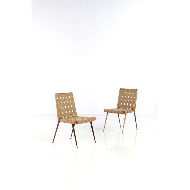 Terence Harold Robsjohn-Gibbings, 'Pair Of Chairs', circa 1955, PIASA