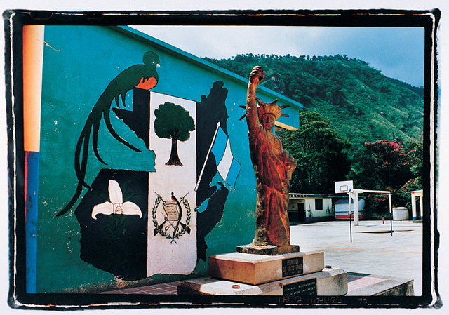 , 'Guatemalan Liberty (Liberated Guatemalteca) Panajachel, Guatemala,' 1995, Track 16 Gallery