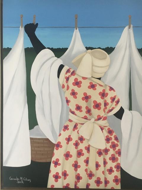 Cassandra Gillens, 'Guest Sheets', 2002, Zenith Gallery