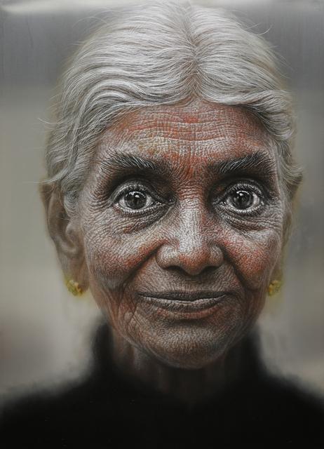 , 'Face 311,' 2019, Galerie Bhak