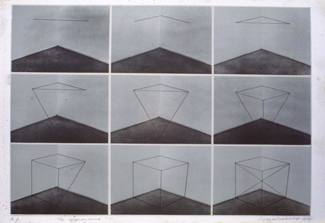 , 'Appearance,' 1975, Galeria Jaqueline Martins